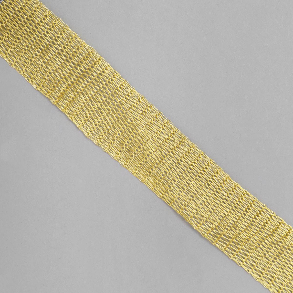 M yellow gold brass wire mesh mm jewellerymaker