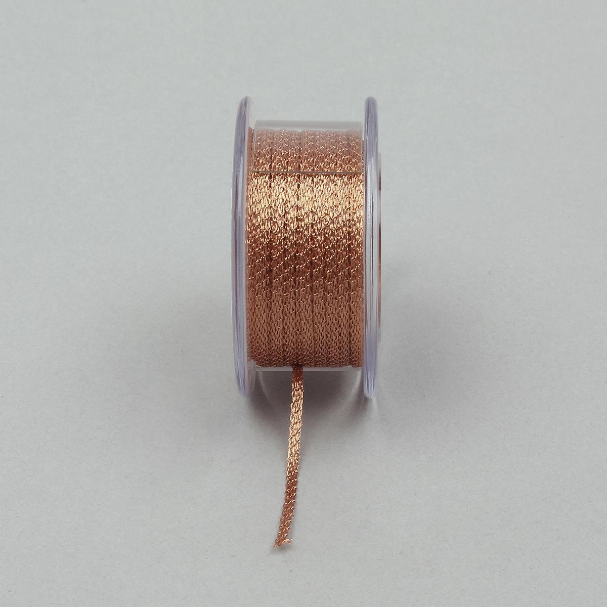 10 Yards Copper Wire Mesh 1mm | JewelleryMaker.com