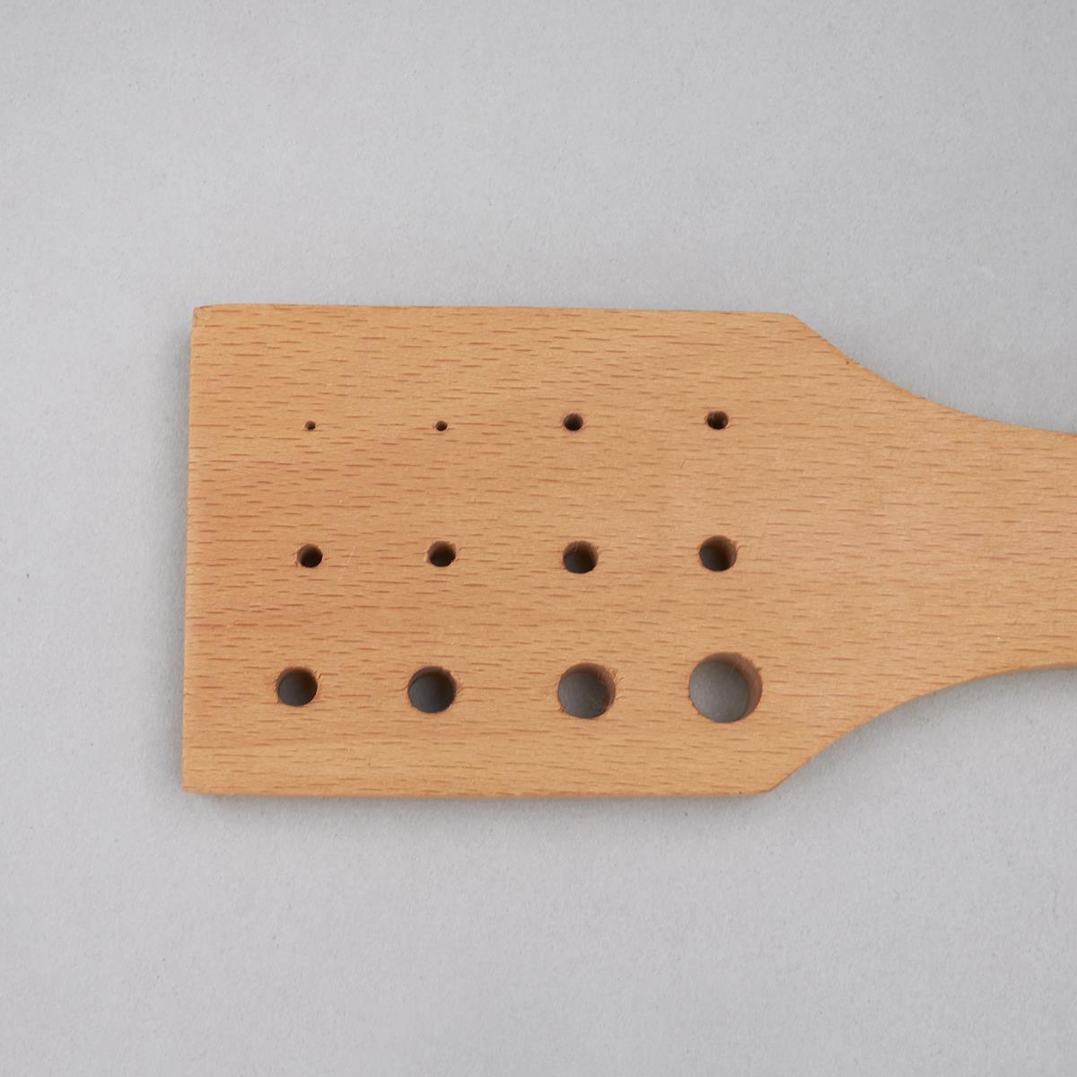 Wooden Draw Plate & Wooden Draw Plate | JewelleryMaker.com