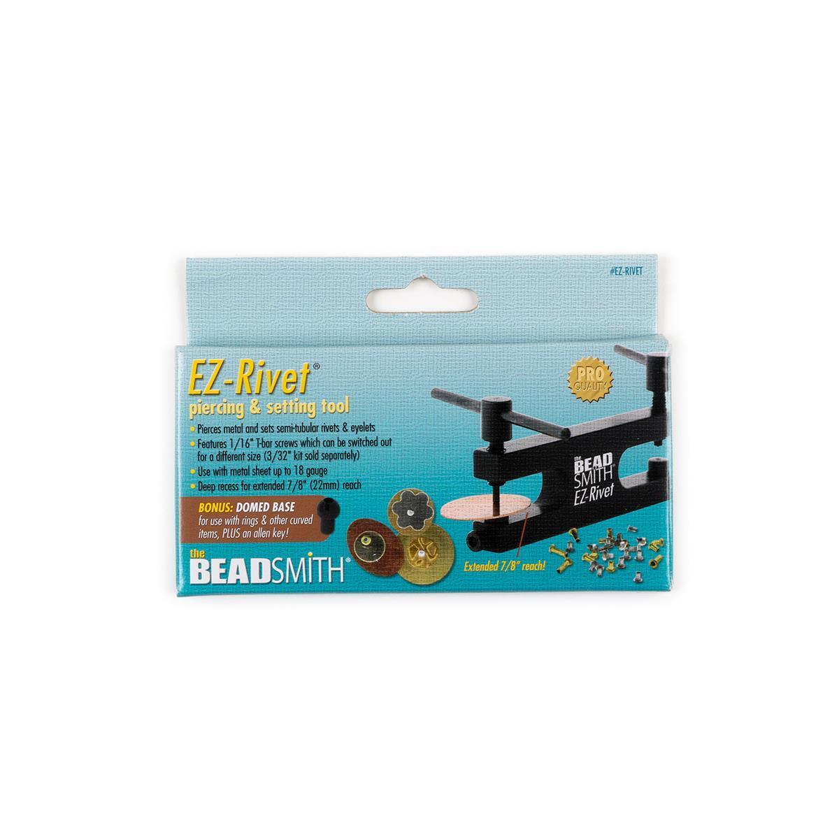 EZ-Rivet Piercing & Setting Tool-1/16