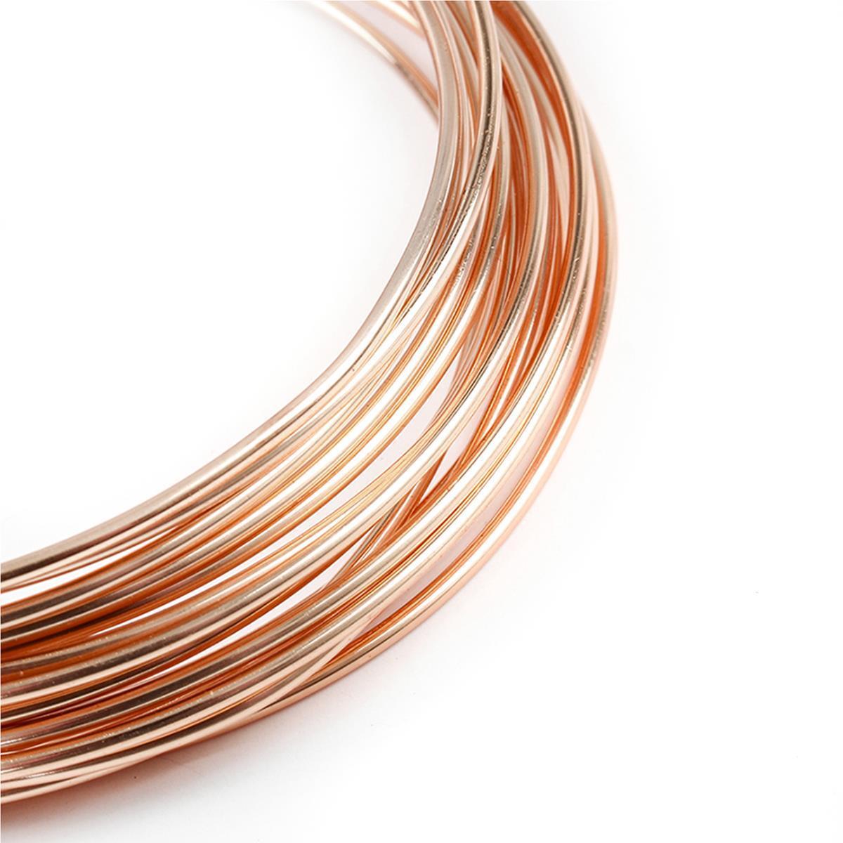 Copper Wire Product : Copper round wire mm m jewellerymaker