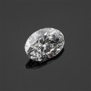 5.9mm, 0.30cts - VS1-VS2 - Brillaint Cut Oval, Lab Grown Diamond, Color H