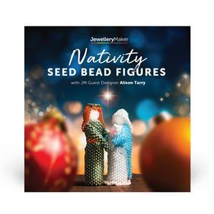 Nativity Seed Bead Figures with Alison Tarry