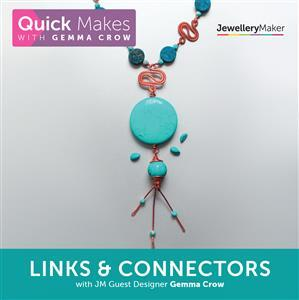 Quick Makes with Gemma Crow - Links & Connectors DVD (PAL)