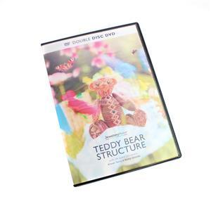 Limited Edition Teddy Bear Structure DVD With Alison Tarry & Nadjia Shields