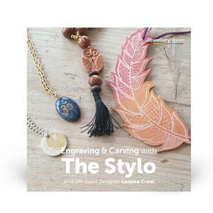 Introduction to engraving and carving with the stylo with Gemma Crow DVD (PAL)