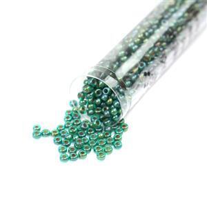 Miyuki Transparent Emerald Seed Beads 11/0 (24GM/TB)