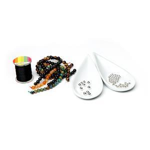 Horizon Knotted Gemstone Bracelet Kit