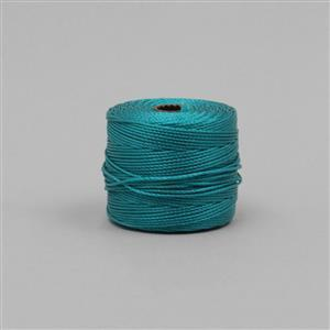 70m Teal S-Lon Cord Approx 0.4mm