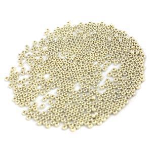 Miyuki Galvanised Silver Seed Beads 11/0 (5GM/TB)