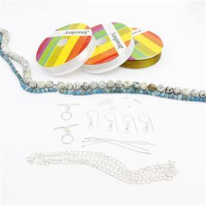 Atlantic Jewellery Making Kit with Rounds