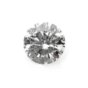 3.5mm, 0.14cts, VS1-VS2 - Brillaint Cut Round, Lab Grown Diamond, Color G