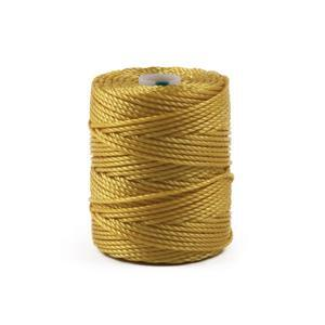 32m Light Gold Nylon Cord Approx 0.9mm