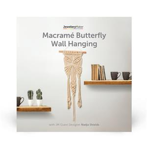 Macrame Butterfly Wall Hanging DVD (PAL)
