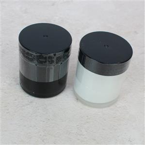 Resin Paste Duo: Opaque Resin Colour Paste - White 30g & Black 30g