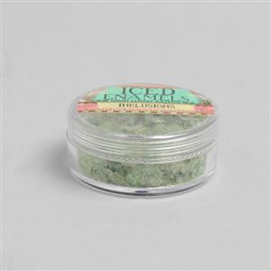 Art Mechanique Inclusions, Shattered Mica, Chartreuse, 15 ml/.5 fl oz
