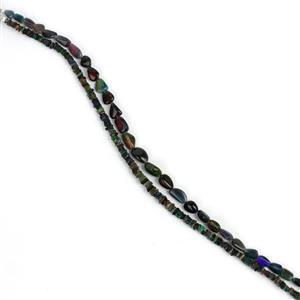 Black Opal Bundle! Tumbles and Slices