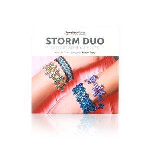Storm Duo Seed Bead Bracelets with Alison Tarry DVD (PAL)