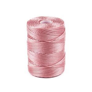 70m Light Pink Nylon Cord 0.4mm