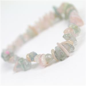 Morganite & Aquamarine Bracelet