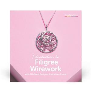 Introduction to Filigree Wirework with Claire Macdonald  DVD