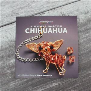 Wirework & Swarovski Chihuahua Claire Macdonald DVD (PAL)