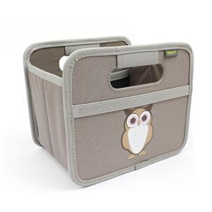 Foldable Meori Box Mini Owl / Palm Taube 16.5x14x12.5cm