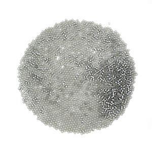 Miyuki Matte Silver Lined Grey 15/0 (8.2GM/TB)