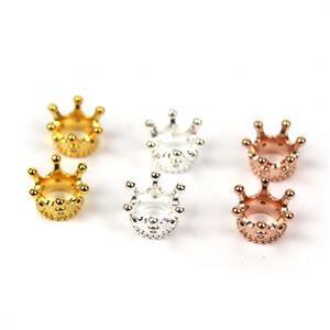 Crown Spacer Bead Bundle