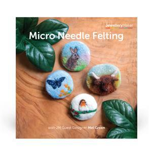 Micro Needle Felting with Mel Green DVD (PAL)