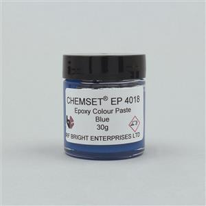 Opaque Resin Colour Paste - Blue 30g