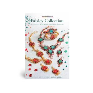 Paisley Collection – Statement Wirework Jewellery Designs