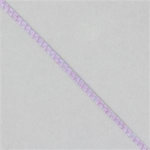 5 Yards Lilac Wire Mesh 3mm