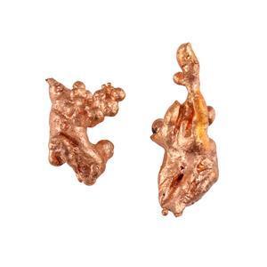 Copper Nuggets.