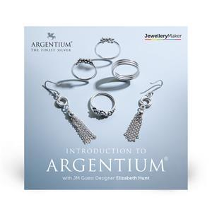 Introduction to Argentium  with Elizabeth Hunt DVD (PAL)