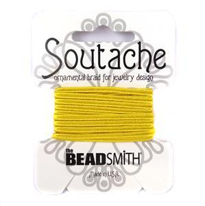 Goldenrod Soutache Cord 3yards 3mm