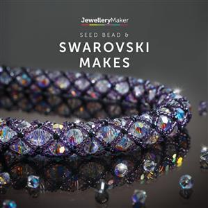 Limited Edition Mark Smith Seed Bead & Swarovski Makes DVD (Pal)