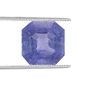 1.10cts Tanzanite 6mm Octogan (H)