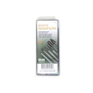 30pk BeadSmith® Diamond Coated Burr Set - 3.17mm
