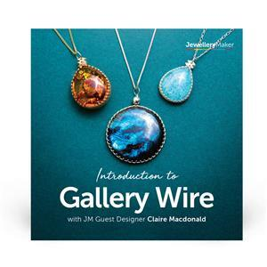 Introduction to Gallery Wire with Claire Macdonald  DVD (PAL)