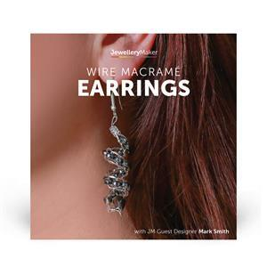 Wire Macramé Earrings DVD (PAL)
