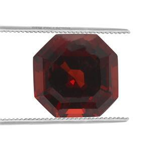 0.40cts Red Garnet 5mm Octagon (N)