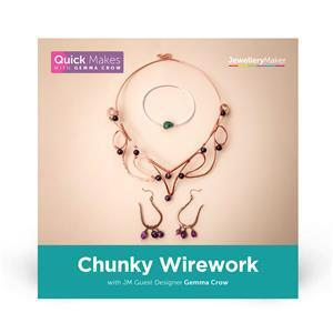 Quick Makes Chunky Wirework with Gemma Crow DVD (PAL)