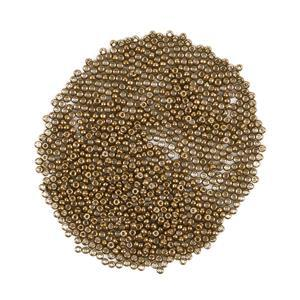 Miyuki Metallic Light Bronze Seed Beads 11/0 (20GM/TB)