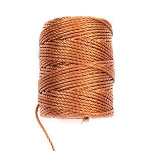 32m Nutmeg Nylon Cord Approx 0.9mm