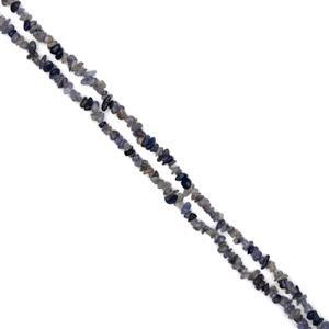 865cts Iolite Chips Approx 4x7 to 5x8mm, 100