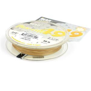 Flex-rite 49 Strand 24KT Gold Plated Approx. 0.45mm/0.018