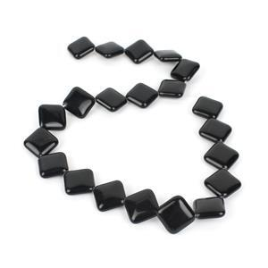 240cts Black Obsidian Fancy Diamond Approx 16mm, 38cm