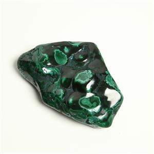 750gm Polished Malachite