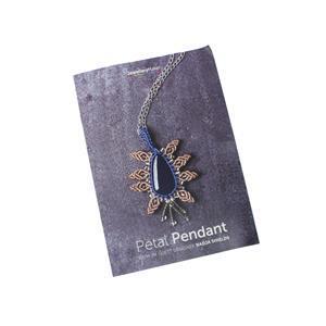 Petal Pendant Booklet with Guest Designer Nadja Shields